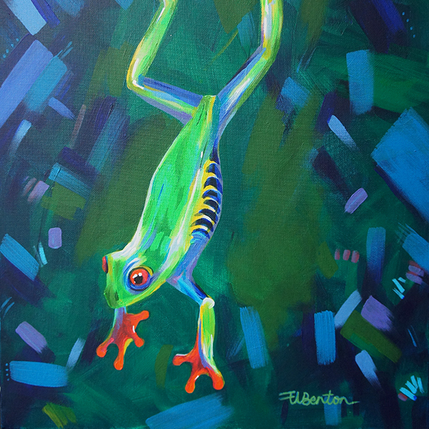 Frog Leap